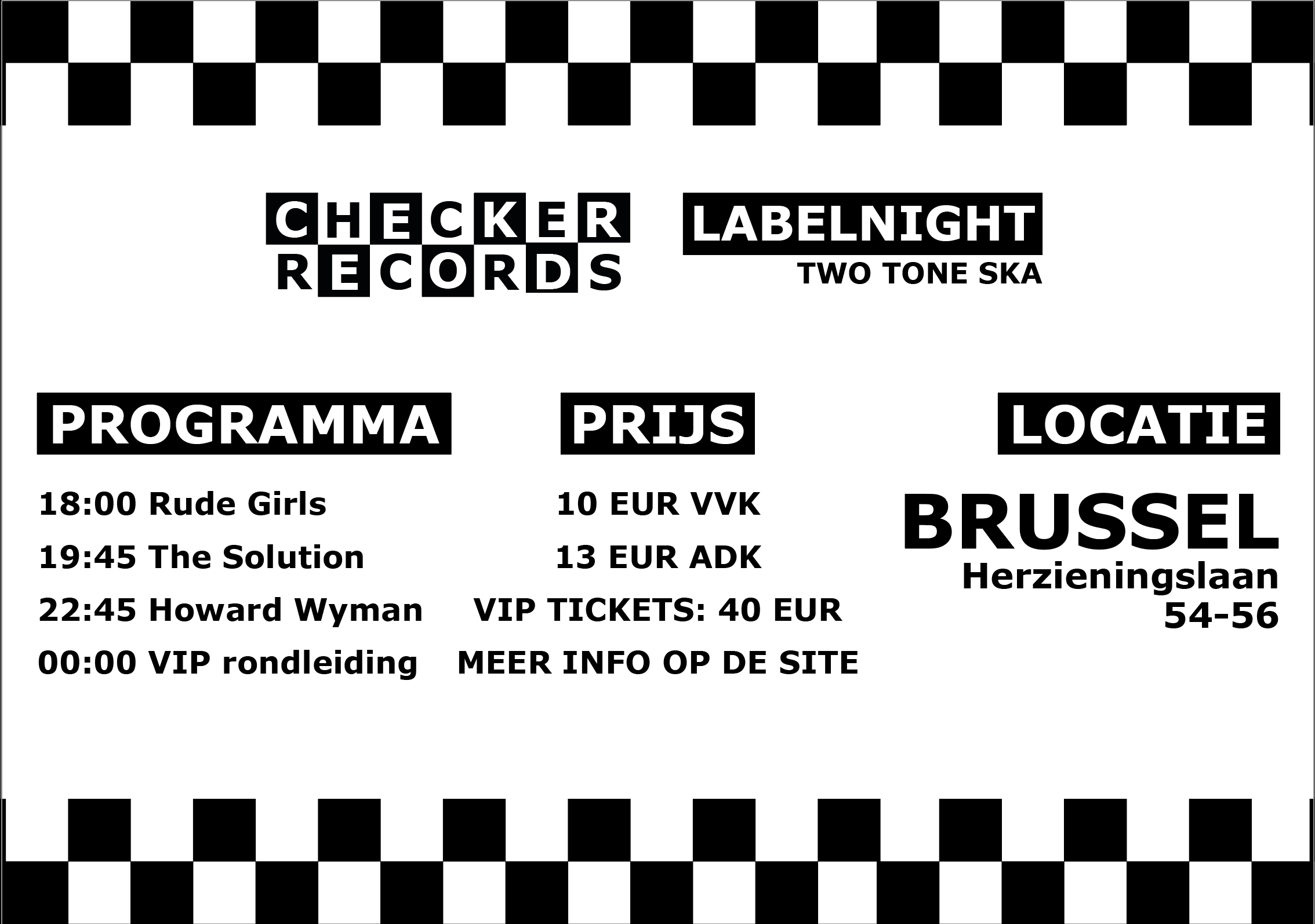 Label Night